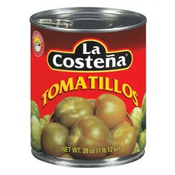 """Tomatillos Enteros """"La Costeña"""""""