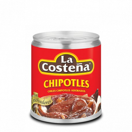 Chipotle Pepers in Adobo Saus 200g