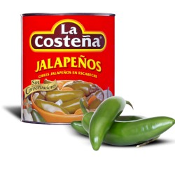 Chiles Jalapeños Enteros
