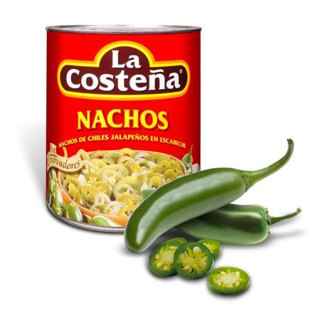 "Nachos de Jalapeño ""La Costeña"""