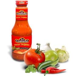 Rode Taco Saus