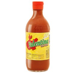 Valentina Hot Sauce (Red Label)
