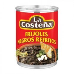 """Frijoles Refritos Negros """"La Costeña"""""""