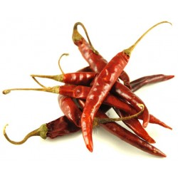 Whole Dried De Arbol Chili